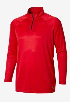 ForceCool ¼-Zip Track Jacket by KS Sport™,
