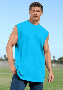 Shrink-Less™ Lightweight Muscle Tee,
