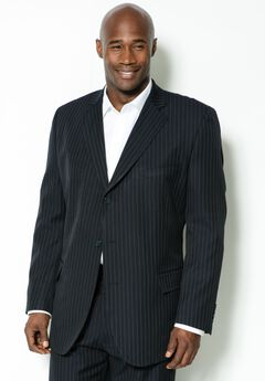 Lightweight Three-Button Suit Jacket by KS Signature®,