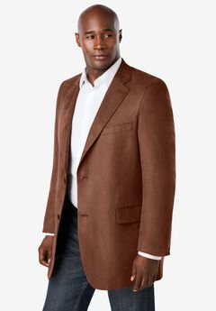 KS Signature Microsuede Sport Coat,