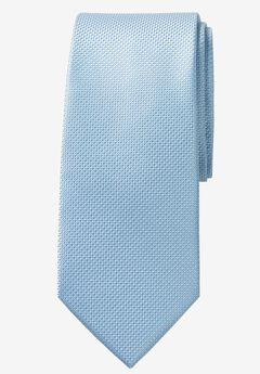 Extra Long Solid Tie by KS Signature,