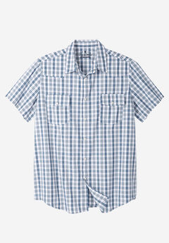 Summer Snap-Button Shirt by Liberty Blues®,
