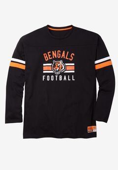 NFL® Arm Stripe Long Sleeve Tee,
