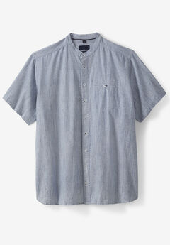 North 56°4® Band Collar Shirt,