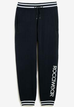 Rocawear® Pro League Sweatpants, BLACK