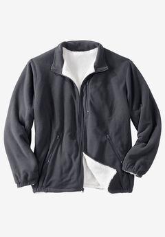 Explorer Fleece Sherpa Jacket,