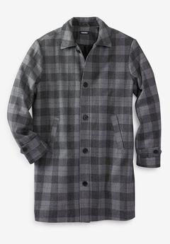 Wool Dress Coat,