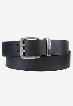 Casual Logo Belt by Dickies®, BLACK