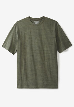 Crewneck Flex Short-Sleeve Tee by Liberty Blues® ,