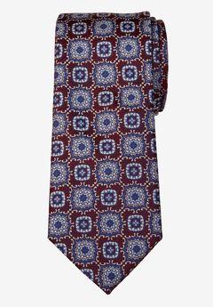 KS Signature Extra Long Classic Fancy Tie,