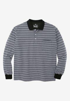 Long Sleeve Polo by Liberty Blues®,