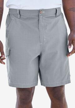 KS Island™ Cargo Shorts, GUNMETAL