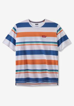 Levi's® Striped Crewneck tee,