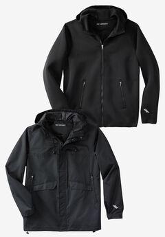 3-in-1 Trident Jacket by KS Sport™,