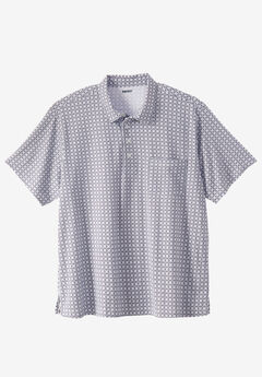 Golf Polo With Pocket,