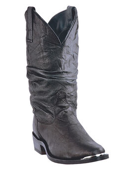"Dingo 12"" Slouch Boots,"