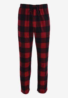 Hanes® Micro Fleece Pajama Pants,