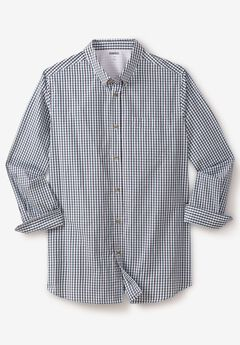 Shrink-Less™ Long Sleeve Sport Shirt,