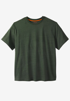 Heavyweight Crewneck Tee by Boulder Creek®,