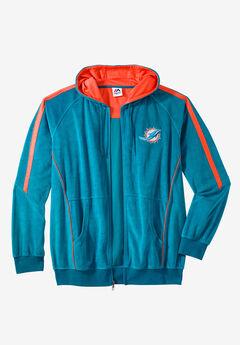 NFL® Velour Zip Hoodie,