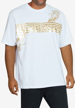 MVP Collections® Scroll Graphic T-Shirt,