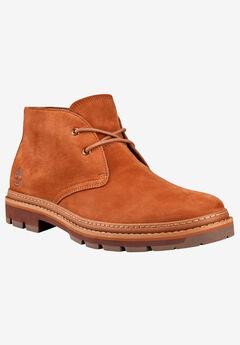 Timberland® Port Union Chukka Boots, RUST NUBUCK