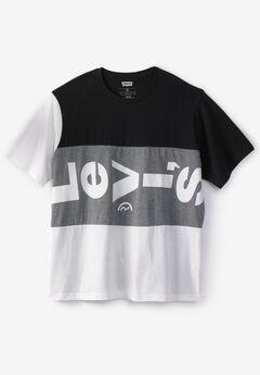 Crewneck Color Block T-Shirt by Levi's®,