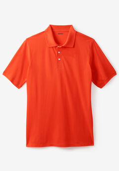 Pima Piqué Polo Shirt,