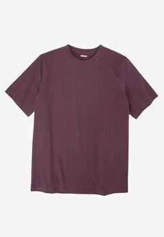 Boulder Creek® Heavyweight Crewneck T-Shirt,