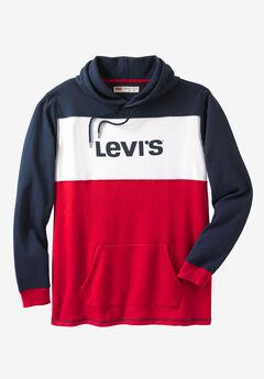 Levi's® Colorblock Fleece Hoodie,
