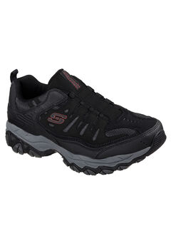 SKECHERS® After Burn-Memory Fit Sport Shoes,