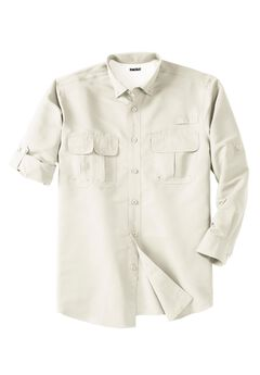 Off-Shore Long Sleeve Sport Shirt by Boulder Creek®,