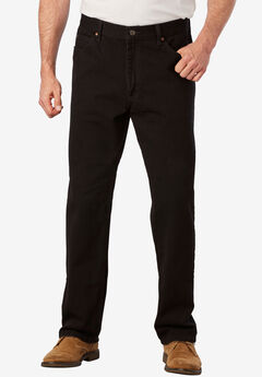 Straight Leg Regular Fit Jeans by Lee®,