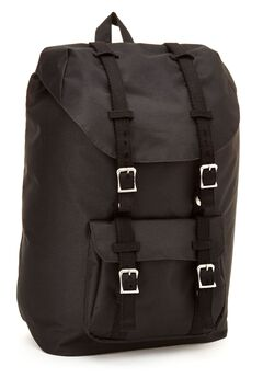 Double Strap Backpack,