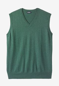 Lightweight V-Neck Sweater Vest,