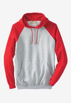 Raglan Pullover Hoodie by Russell Athletic®,