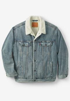 Levi's® Sherpa Trucker Jacket,