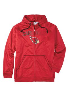 NFL® Men Zip-up Team Hoodie,