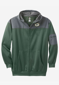 NFL® Mixed Media Full Zip Hoodie,