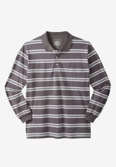 Liberty Blues® Long-Sleeve Polo Shirt,
