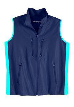 Lightweight Zip Front Vest by KS Sport™,