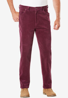 Liberty Blues® 5-Pocket Invisible Stretch Corduroy Pants,