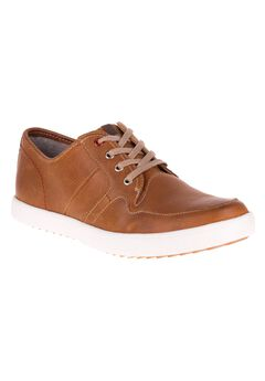 Hush Puppies® Hanston Roadside Leather Sneaker,