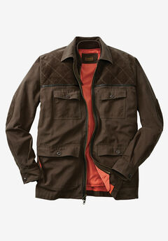 Boulder Creek® 3-in-1 Field Jacket,