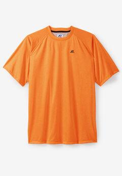 Russell Athletic® Dri-Power® Short-Sleeve Performance Tee, ORANGE