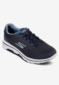 Skechers® Go Walk Lace-Up Sneakers,