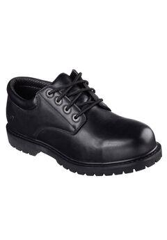 Relaxed Fit Cottonwood Elks SR Work Shoe by Skechers®,