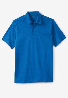 Lightweight Polo T-Shirt,