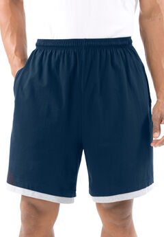Hang-down Lightweight Shorts,