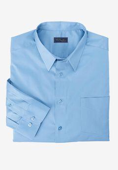 KS Signature No Hassle® Long-Sleeve Dress Shirt, SKY BLUE